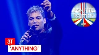 3T - 'Anything' // Foute Party 2015