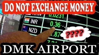 BANGKOK (DMK) AIRPORT (Information Center, Free WiFi,Money Exchange,Tourist Sim,ATM, Charging Point)