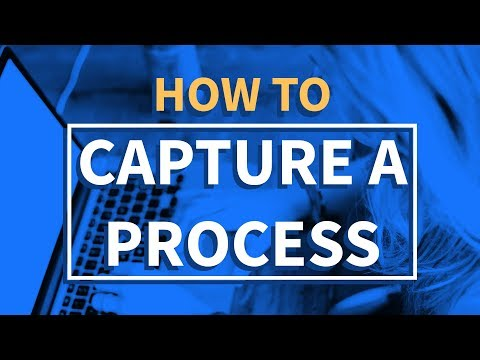 How to capture a process?