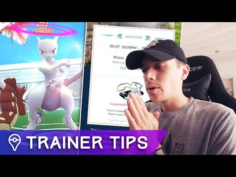 NIANTIC HAS NEVER DONE THIS BEFORE!! HOW TO GET AN EX RAID INVITE IN POKÉMON GO