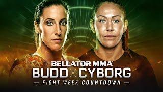 Countdown | Julia Budd vs. Cris Cyborg - #Bellator238
