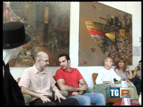 Preview video La sede Vertigo di Livorno al TG3 - improvvisazione teatrale