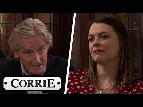 Ken Decides Not To Sell Number 1 To Tracy | Coronation Street