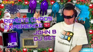 John B - Live @ CCC 'Remote Chaos Experience' 2020