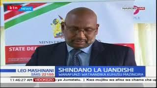 Shindano la uandishi laandaliwa Nairobi