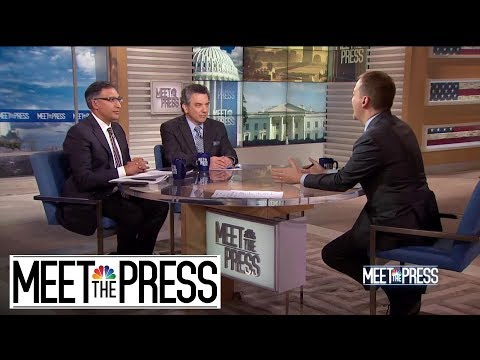 Full Katyal And Wisenberg: Obstruction Of Justice A 'Crucial Crime' | Meet The Press | NBC News