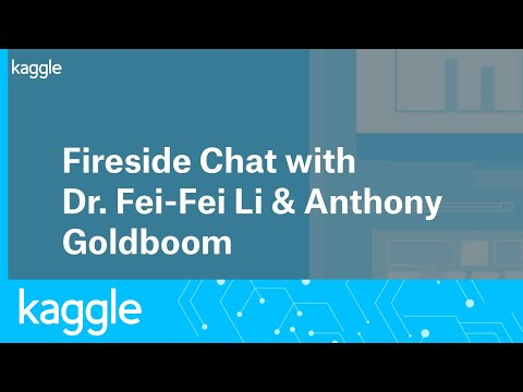 Fireside Chat with Dr. Fei-Fei Li & Anthony Goldboom