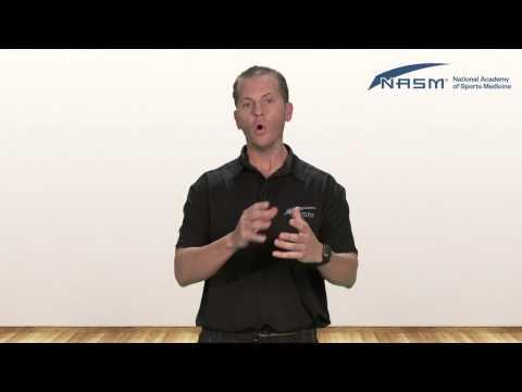 NASM's Optimum Performance Training™ (OPT™) - Core Training ...