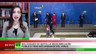 América Latina Sigue Siendo El Epicentro De La Pandemia Del Coronavirus