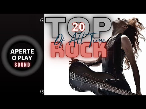Top 20 Best Rock Of All Time _ Playlist Top 20 Rock _ Rock Of All Time