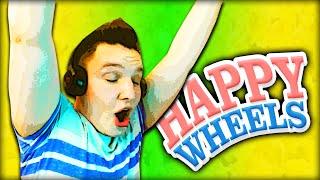 EIN WAHRER RITTER!! | Happy Wheels #44