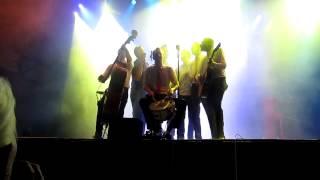 The Baseballs 24.08.12 - Follow Me (Acoustic) (Live in Berlin)