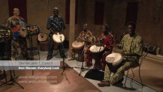 """Wamato """"Everybody Look"""" - African Percussion Instructional and Performance DVD"""
