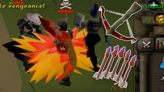 PKing with the NEW D'hide Shields! - T0KEN OSRS