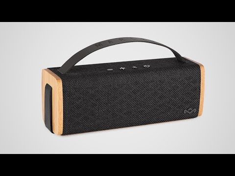 Riddim BT Portable Bluetooth Speaker Walkaround | House of Marley