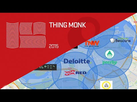 ThingMonk 2015: Mark Hill – The Things Network London