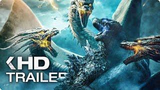 اغاني حصرية GODZILLA 2: King of the Monsters - 12 Minutes Trailers & Clips (2019) تحميل MP3