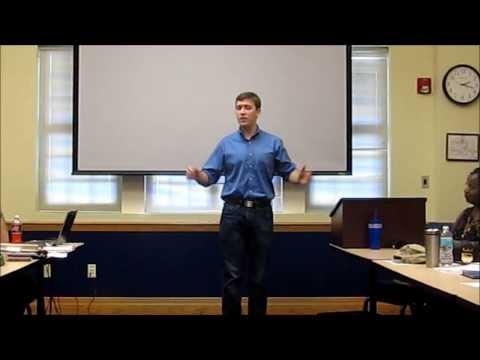 Toastmasters - Bryan Register AA Persuasive Speaking - The Effective Salesperson