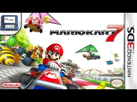 Longplay of Mario Kart 7