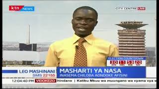 Masharti ya NASA: Wataka mabadiliko katika tume ya IEBC