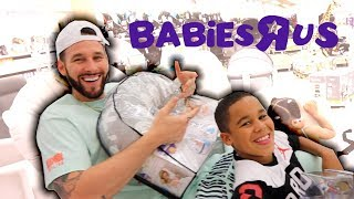 SHOPPING SPREE FOR OUR BABY!!! (HAPPY FATHER'S DAY)
