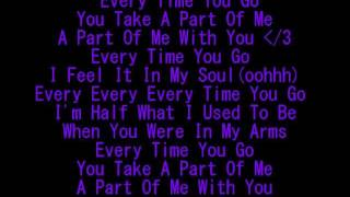 Every Time You Go ~ 3 Doors Down ~ Lyrics HD HQ