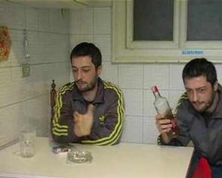 Europeo di kopyten da ritiri di alcolismo di video