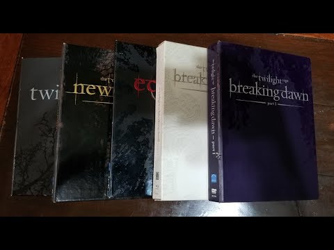 Unboxing: Twilight