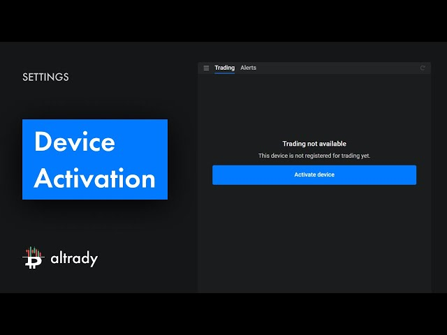 Device Activation