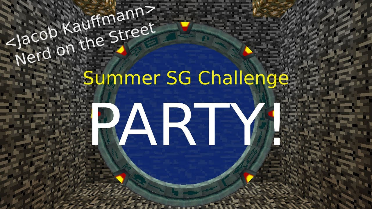 Party Montage - Summer SG Challenge