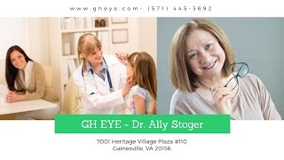 Eye Doctor Gainesville VA | (571) 445-3692 | GH Eye