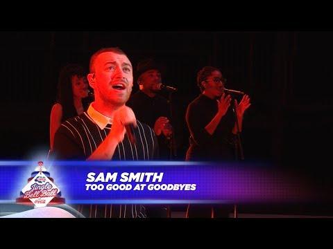 Sam Smith - 'Too Good At Goodbyes' - (Live At Capital's Jingle Bell Ball 2017)