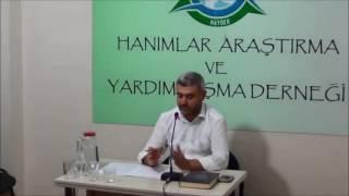 Şükrü Hüseyinoğlu-İslami Kimlik Ve Şahsiyeti Oluşturan Kavramlar-HAYDER