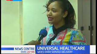 Counties seeking for an increase of funds in the health budget | Universal Healthcare