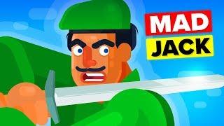 Mad Jack - A Real Life World War 2 Mad Man