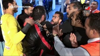 مشاجرة بالأيدي بين أحمد فتحي والمدير التنفيذي لـ«بيراميدز» عقب هزيمة الأهلي