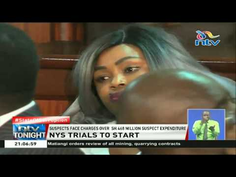 Former Youth Affairs PS Lilian Omollo and 53 others to be tried over NYS scandal
