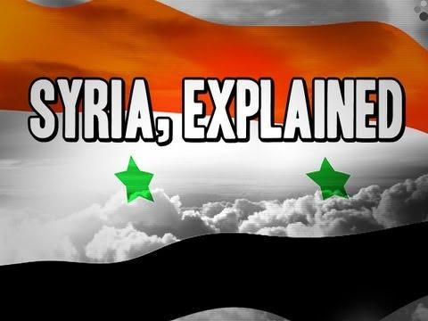 Pochopte syrskou revoluci ve čtyřech minutách