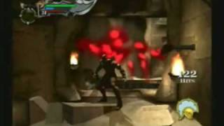 God Of War Harpy Infinite Red Orbs Glitch Step by Step For PS2 and PS3