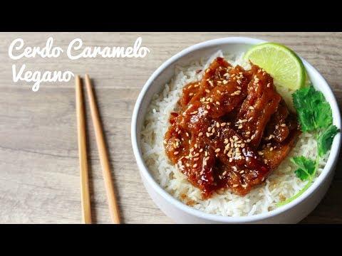 """CERDO"" AL CARAMELO | VEGANO & SALUDABLE"