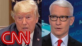 Anderson Cooper rips Trump