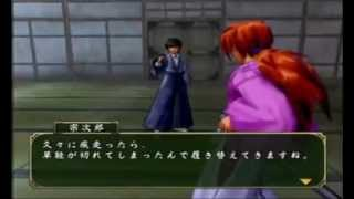 るろうに剣心炎上!京都輪廻vs瀬田宗次郎それぞれの闘い