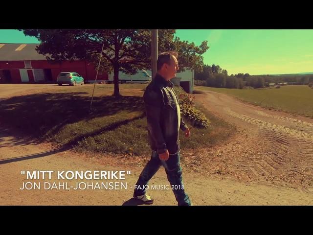 Jon Dahl- Johansen – «Mitt Kongerike» – Offisiell Musikkvideo