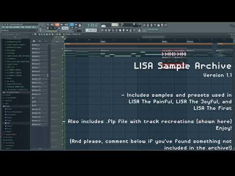 FL Studio Plugins that used in LISA OST :: LISA General