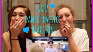 GOT7   딱 좋아 (Just Right) | Dance Practice Reaction