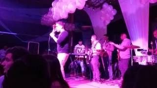 Fabricio Mosquera  Una copa de mas - en vivo Palacio Sudamerica