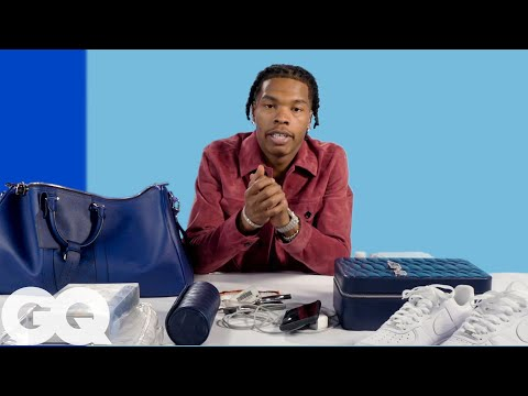 10 Things Lil Baby Can't Live Without | GQ