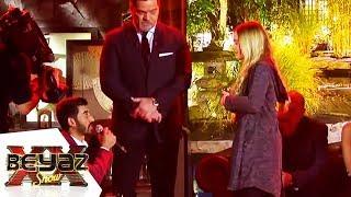 """Evlilik teklifine """"Hayır"""" cevabını alınca şaşkına döndü! -  19 Ocak 2018 Beyaz Show"""