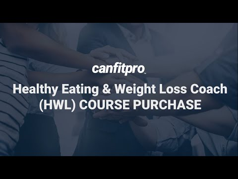 Access the Healthy Eating & Weight Loss Coach course on the ...