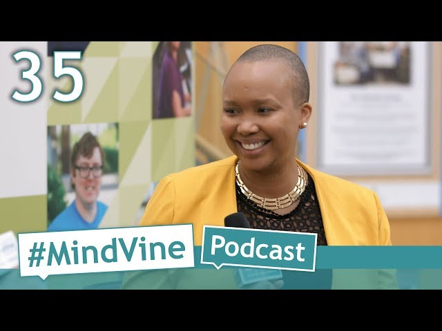 #MindVine Podcast Episode 35 - Allison Hector-Alexander, Diversity, Inclusion and Transitions